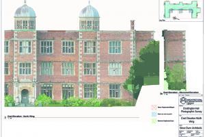 Scan of Doddington Hall