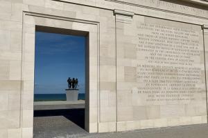 Normandy D-Day Memorial