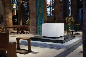 Altar at St Giles Cathedral