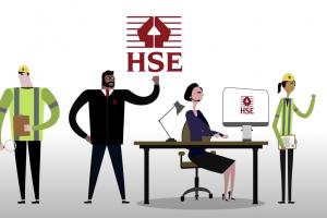 HSE back to work video