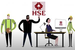 HSE Covid inspections video