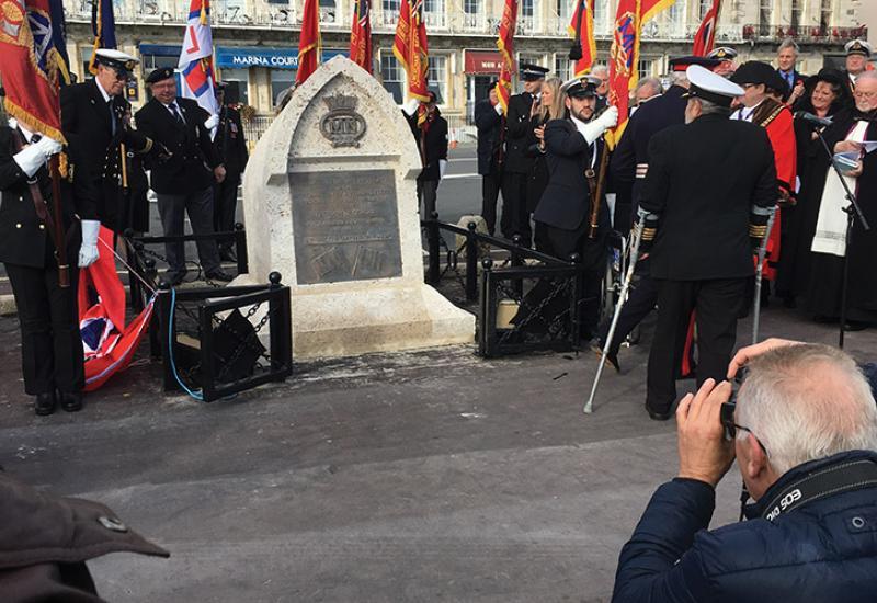 New merchant seamen memorial