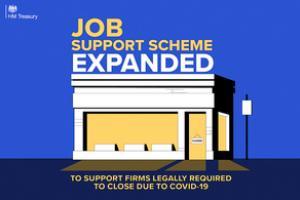 Job support scheme extended