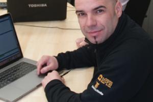 Marco Pernes, owner of NeoGranite