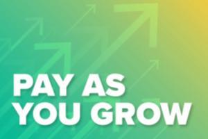 Pay as you grow