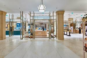 Harrods Beauty Hall