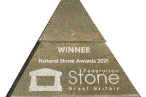 Stone Awards Trophy
