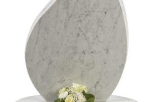 Marble memorial