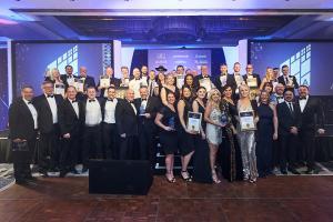 Tile Awards winners