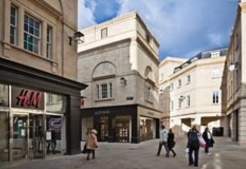Bath stone in Southgate, Bath. Just one of the many British stones that will be shown at the Natural Stone Show in London next year.