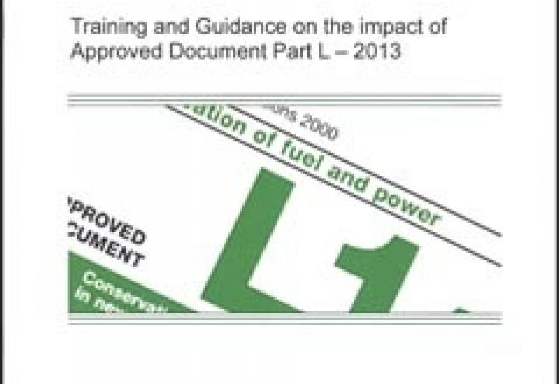 Guidance on the changes to Part L in a document available from Stone Federation GB.