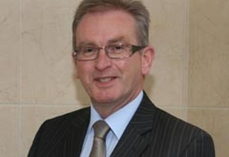 Ian Crowther, Chairman of The Tile Association.