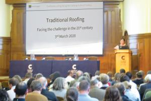 HE Traditional Roofing conference