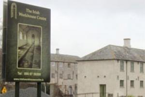 The Irish Workhouse Centre where a course in stone building restoration begins next month (October).