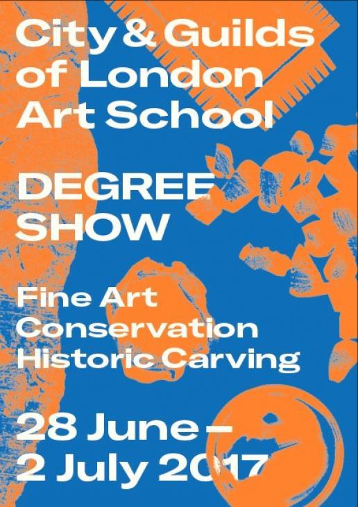 City & Guilds of London Art School Degree Show