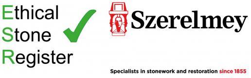 Szerelmey on Ethical Stone Register
