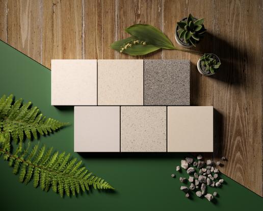 Hi-Macs Granite collection