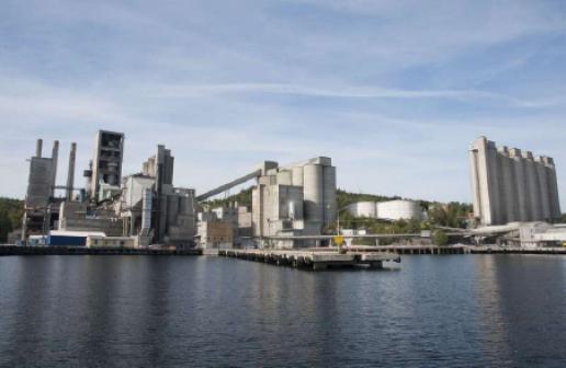 Brevik plant in Norway