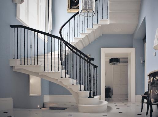 Ian Knapper stairs