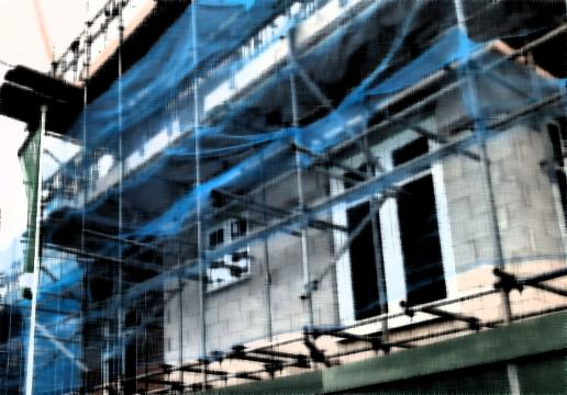 Random building site
