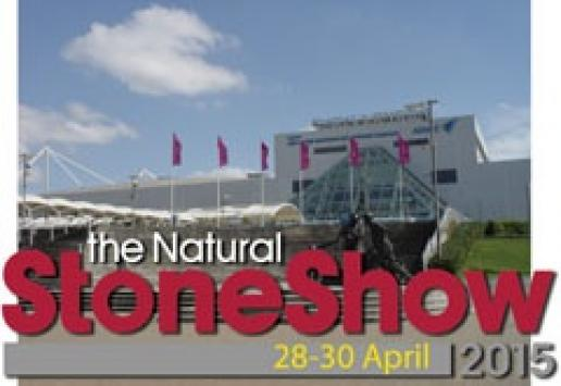 The Natural Stone Show is on at ExCeL London 28-30 April.
